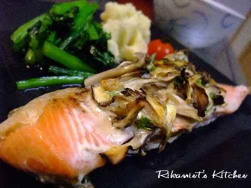 DSCF10・15鮭の味噌マヨ1