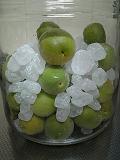 青梅と氷砂糖