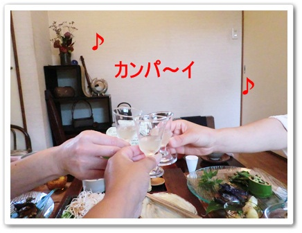 ママ友ランチ-2