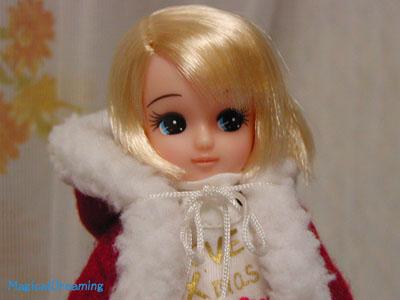 クリスマスリカちゃん2008
