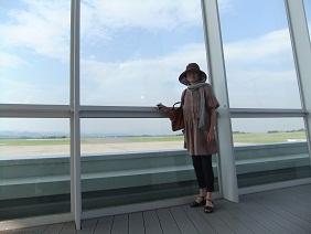 みよ子DSCF4124 - 空港