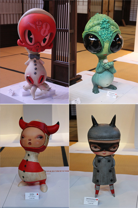 Monsters and Misfits展 その3