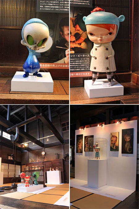 Monsters and Misfits展 その2