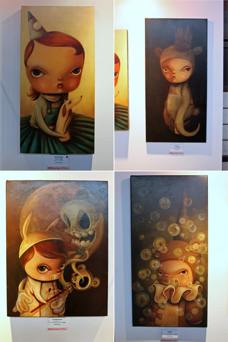 Monsters and Misfits展 その4