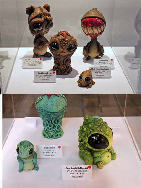 Monsters and Misfits展 その7