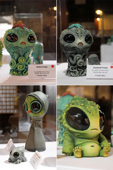 Monsters and Misfits展 その8