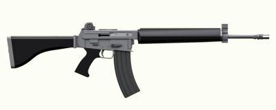 AR18 完成まであと少し