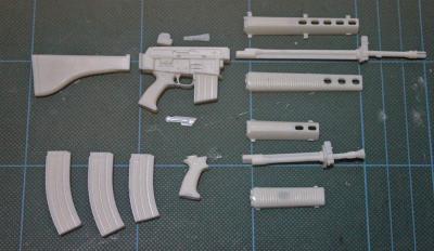 1/6 ARMALITE AR18 / AR18S