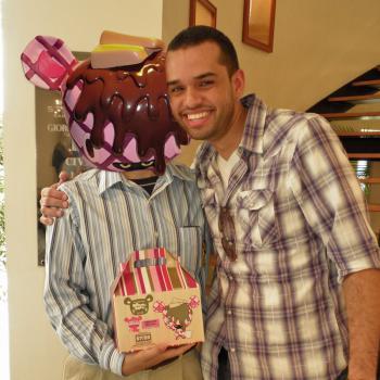 Erick Scarecrow とワタクシ