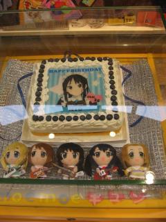 デコレションケーキ かわいい
