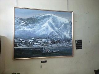「雪の竜飛岬」菅田 篤 作