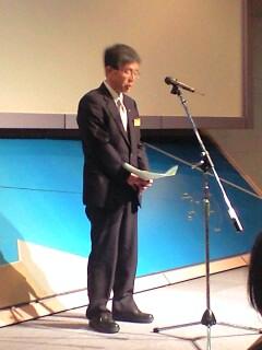 振興局長の東大野さん