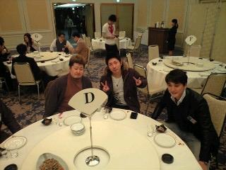 左から鈴木さん、繁名くん、盛岡JC高橋さん