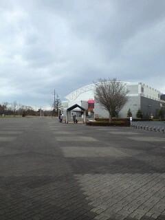 会場は北上市総合陸上競技場周辺