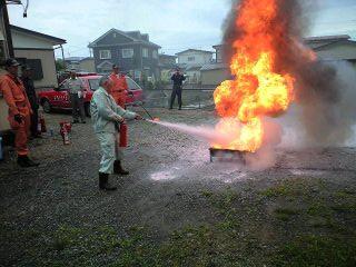 さらに火の勢いが増して