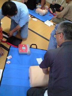 AEDを使う意義