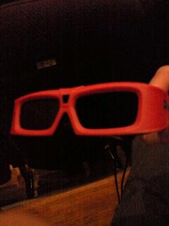 初の劇場3D体験