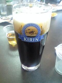 黒ビールスタウト