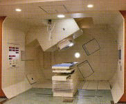回転ガントリー室