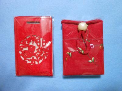 カードケースとメモ帳
