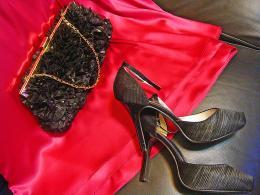 バッグ&パーティー靴