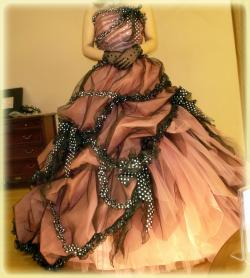 カラ―ドレス