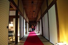 真田邸 廊下