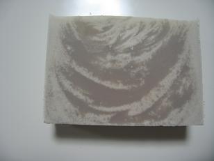 紫根とマジョラムの石鹸