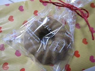 チョコ石鹸1