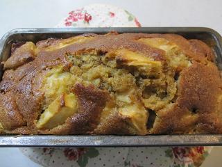 ゼラニウムケーキ3