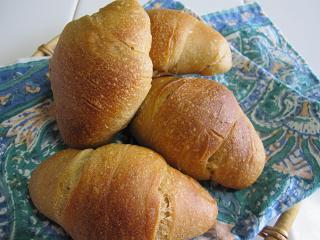 ハーブ酵母のパン