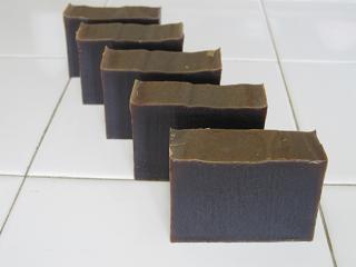 柿渋石鹸1