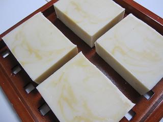 カモミール石鹸2