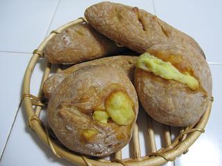 ハーブ酵母パン