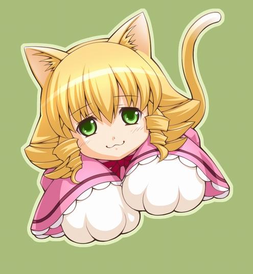 猫耳雛苺(猫苺)