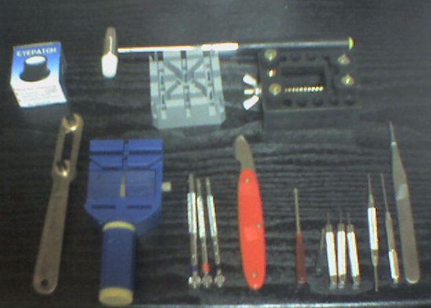 注文した工具