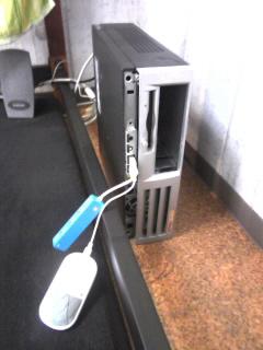 事務所パソコン1