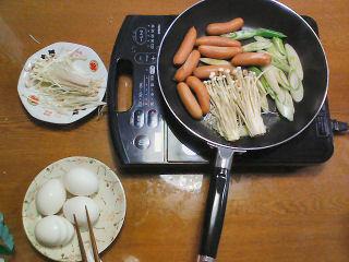 BBQ朝食
