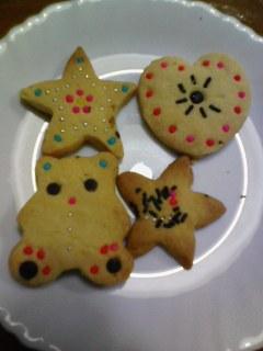 クッキー家族用