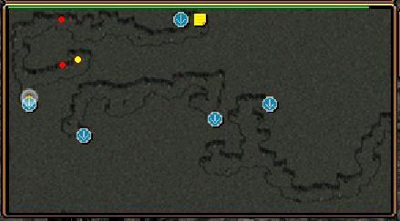 エミリークエ・泉地図