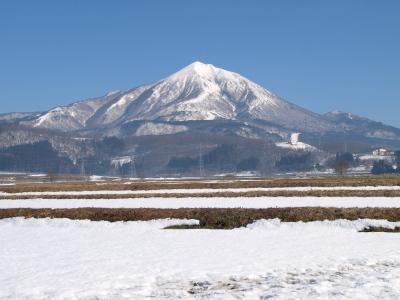 磐梯山(磐梯町より)