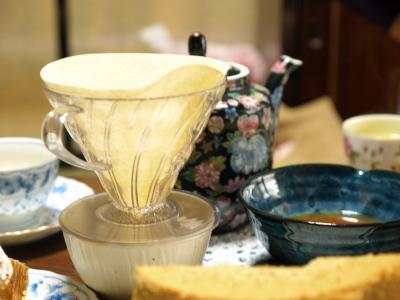 主婦のお茶会@オリオリさん家