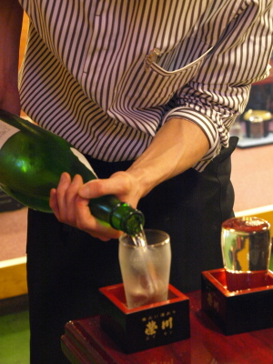 桜さくらオフ2009夜の部@焼肉の丸忠