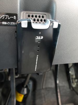 三菱重工ETC車載器 MOBE-500