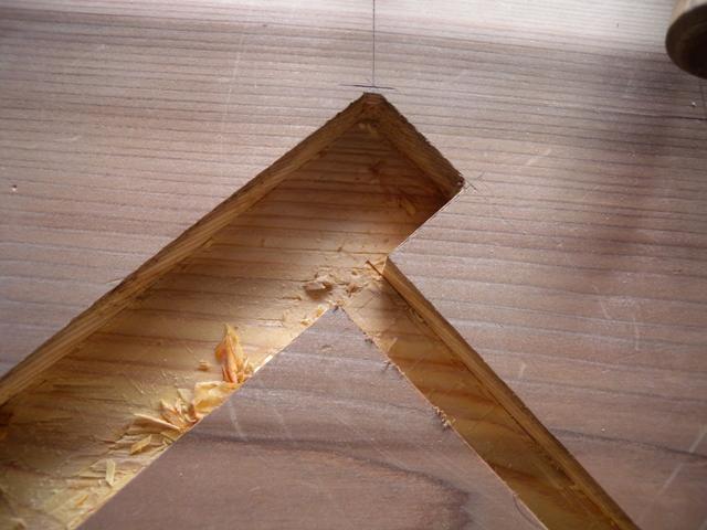 木の階段2