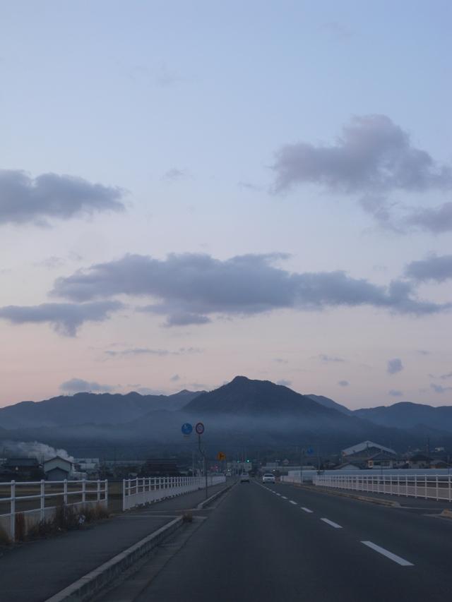 朝靄の虎丸