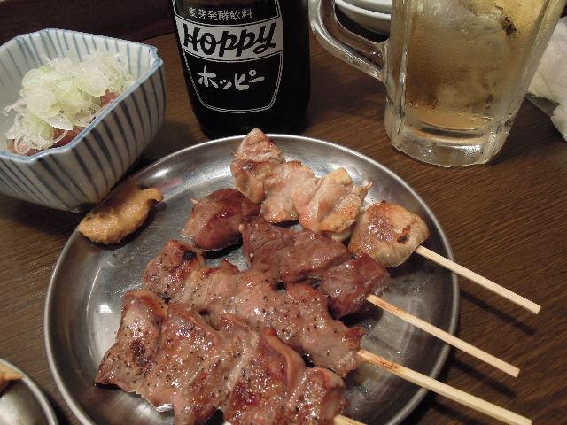 焼きトン&ホッピー