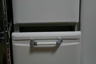 洗面台の引き出し