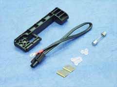 LayLax MP7外部バッテリー用変換アダプター