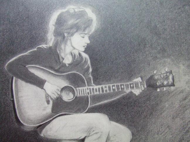 ギターのアップ